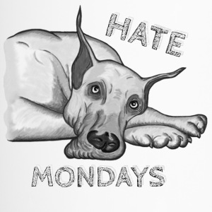 Hate Mondays - Travel Mug