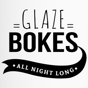 glaze bokes, All night long - Thermo mok