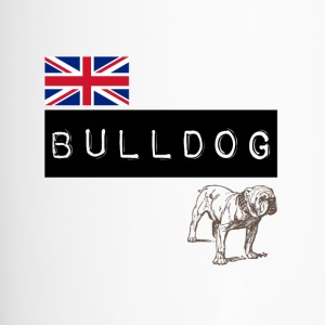 British Bulldog - Mug thermos