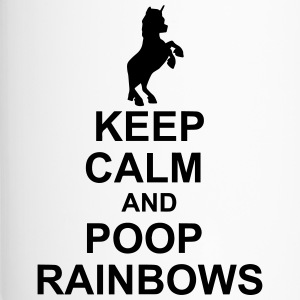 Keep Calm Unicorn - Termosmugg