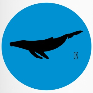 whale of simplicity - Thermobecher