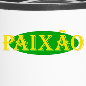 Paixao Logo - Thermobecher