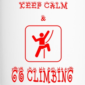 GO_CLIMBING - Travel Mug