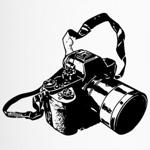 Photo Camera Collection - Travel Mug
