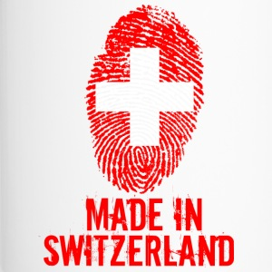 Made in Switzerland / Gemacht in der Schweiz Suiss - Thermobecher