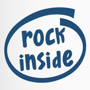 Rock Inside (1837C) - Tazza termica