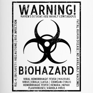 BioHazard BSL4 - Travel Mug