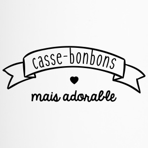 Casse bonbons mais adorable - Mug thermos