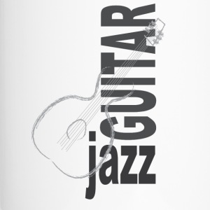 Jazz Guitar - Travel Mug