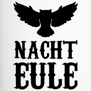 Nacht Eule - Thermobecher