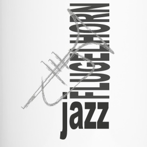 Jazz Flugelhorn - Travel Mug