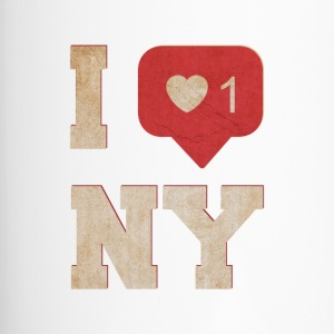I Love New York - Tazza termica