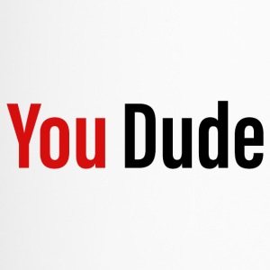 YouDude - Social Media Friends - Thermo mok