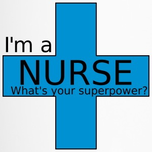 Nurse Superpotenza - Tazza termica