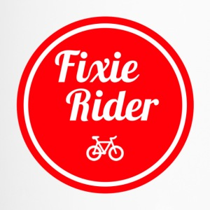 fixie-Reiter - Thermobecher