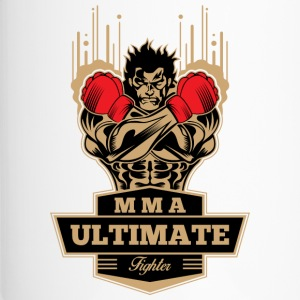 Ultimate MMA Fighter T-shirt - Thermo mok