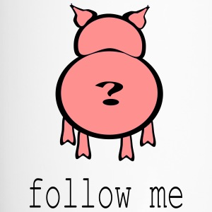 pig_follow_me - Tazza termica