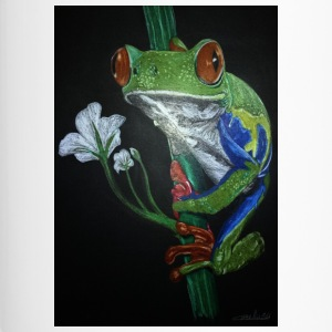 grenouille rainette - Mug thermos