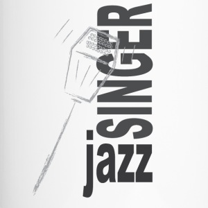 Jazz Singer - Travel Mug
