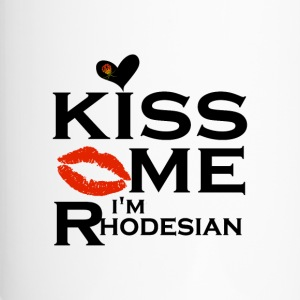 Accessories - Rhodesian Kiss Me - Travel Mug