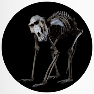 Baboon Skeleton - Termosmugg