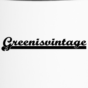 Green.is.vintage - Kubek termiczny