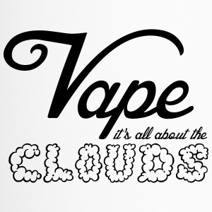 Vape - it's all about the clouds uni - Thermobecher