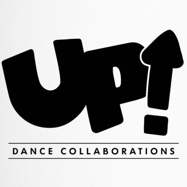 Up Dance Black Logo