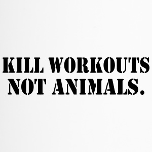 KILL TRAINING geen dieren - Thermo mok