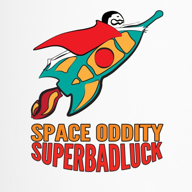 superbadluck- SPACEODDITY