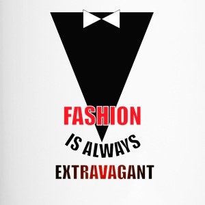 FASHION-is-always-EXTRAVAGANT - Taza termo
