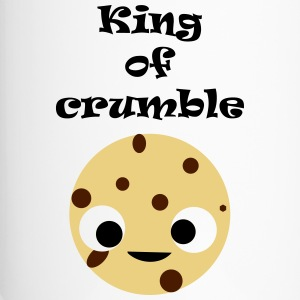 King of crumble for (wo)men - Thermobecher