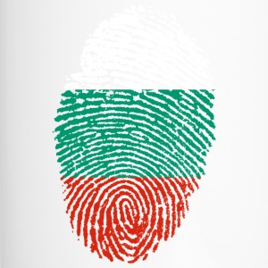 BULGARIEN / BULGARIA FINGERABDRUCK - Thermobecher
