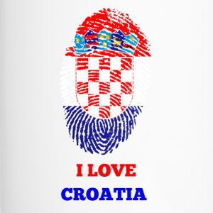 I Love Croatia - Travel Mug