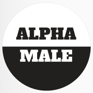 Alpha Male - Travel Mug