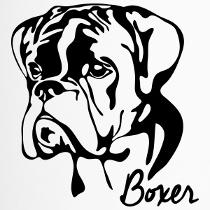BOXER PORTRAIT - Travel Mug
