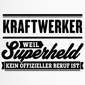 Superheld Kraftwerker - Thermobecher