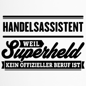 Superheld Handelsassistent - Thermobecher