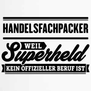 Superheld Handelsfachpacker - Thermobecher