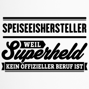 Superheld Speiseeishersteller - Thermobecher