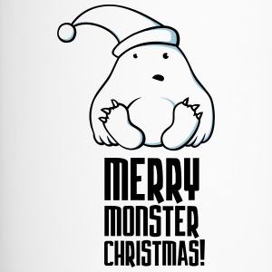 Merry Monster Christmas - Travel Mug