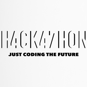 hackathon - just coding the future - Travel Mug
