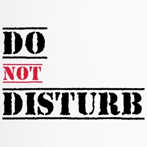 do not disturb - Mug thermos