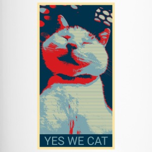 YES WE CAT - Thermobecher