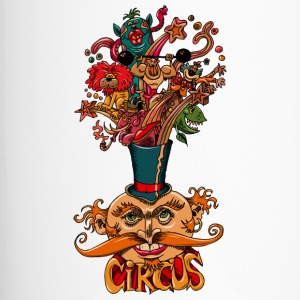 the circus - Travel Mug