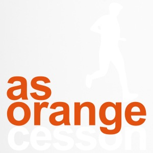 Logo-AS-Orange-White - Travel Mug