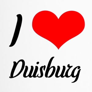 I love Duisburg - Thermobecher