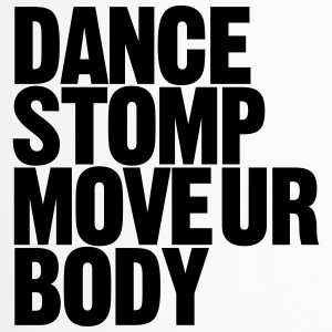Danse Stomp Déplacer Ur Body - Mug thermos