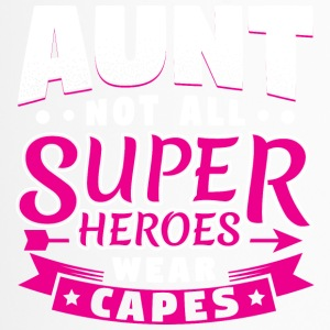 AUNT NOT ALL HEROES WEAR CAPES SUPER - Travel Mug