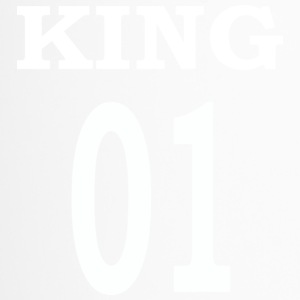 King01white - Thermobecher